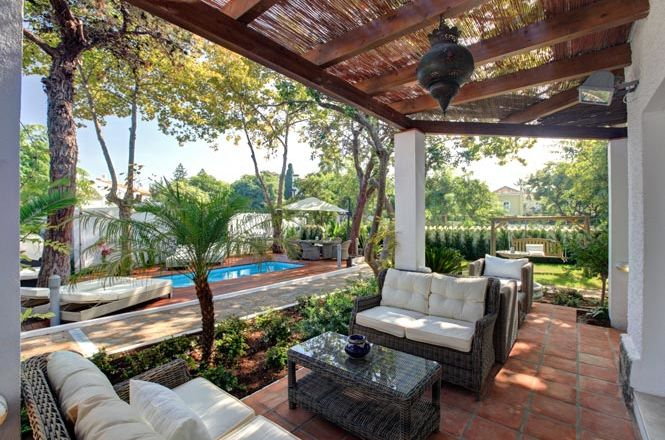 Luxury Retreat Marbella Family