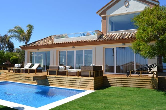 Beach Villa Sotogrande