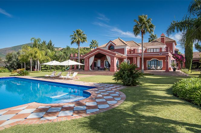 Marbella Luxury Villa