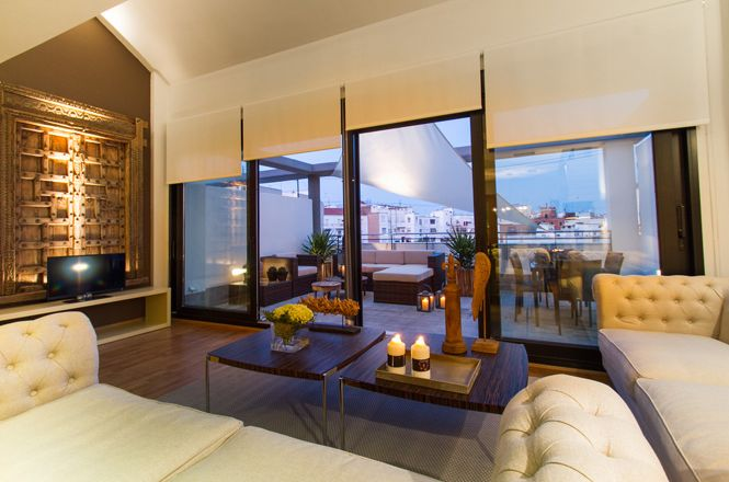 Valencia Luxury Penthouse