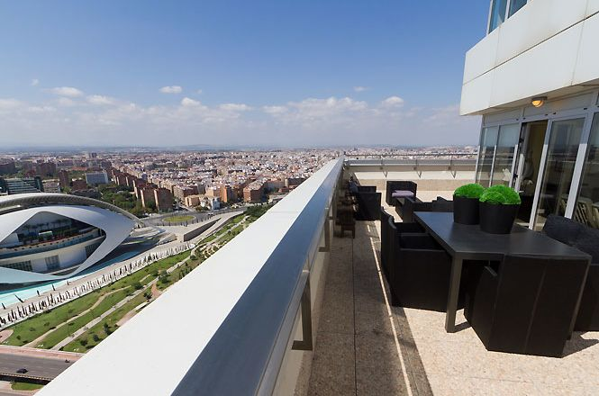 Calatrava Luxury Penthouse