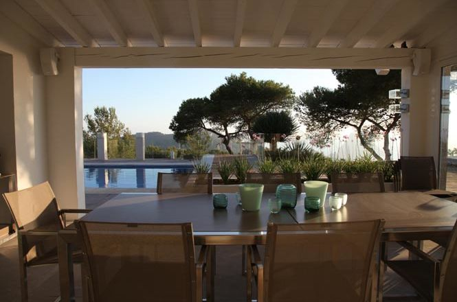 Seaview Modern Ibiza House