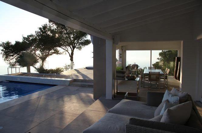 Seaview Modern Ibiza House