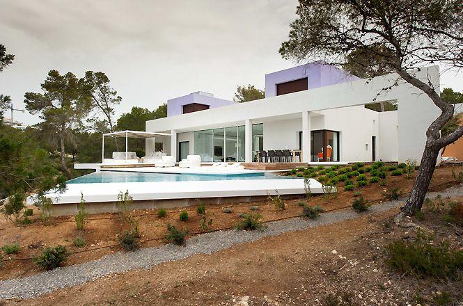 Ibiza Modern White