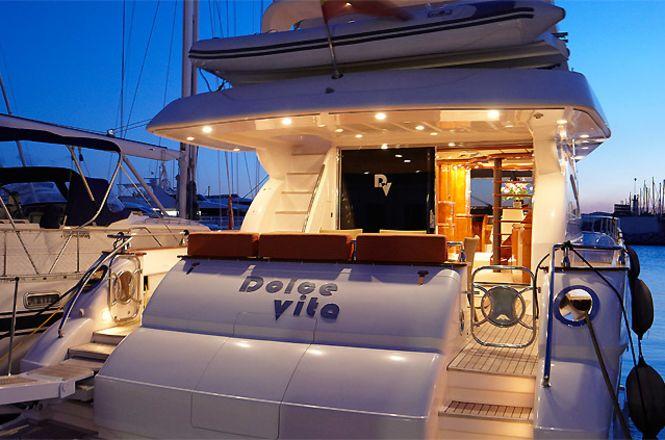 Astondoa 72 Ibiza Charter