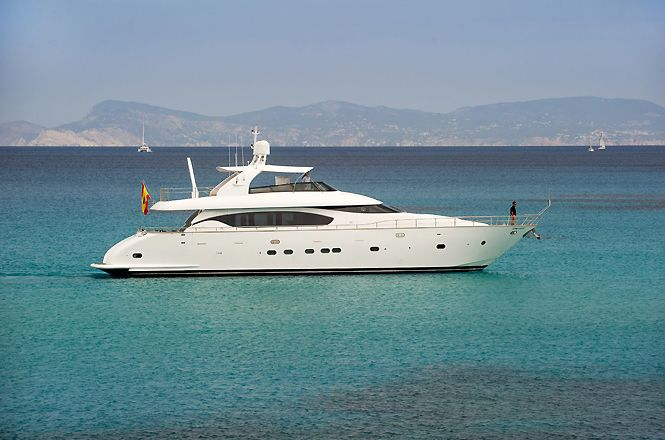 Maiora Luxury Yacht Ibiza
