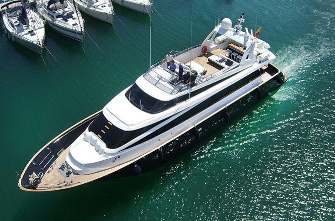 Mondo Marine Superyacht Ibiza