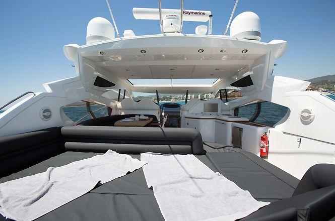 Ibiza Sunseeker Yacht