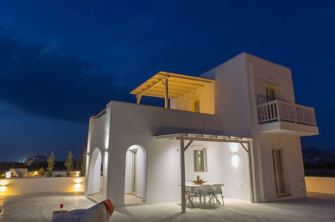 Naxos Pool House