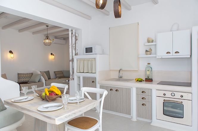 Naxos Pool House