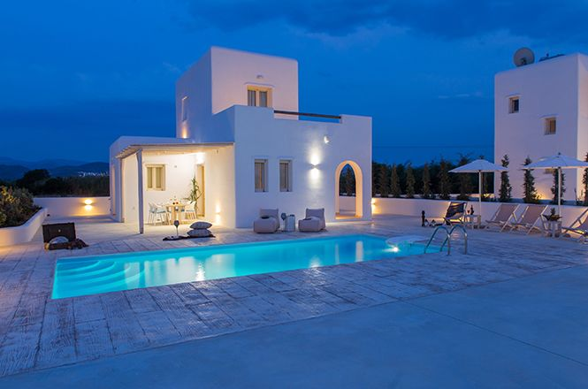 Naxos Pool Apartment