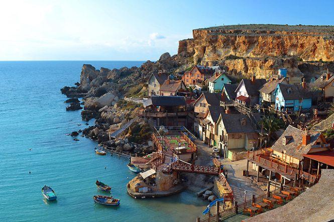 Luxus villen in Malta