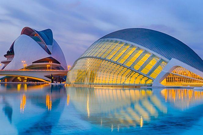 Luxus Wohnung Valencia