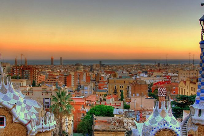 Location Chateaux Luxe Barcelone