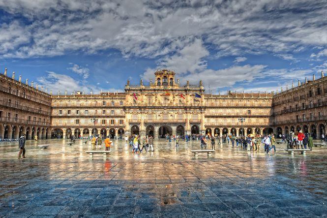 Luxe Kastelen Salamanca