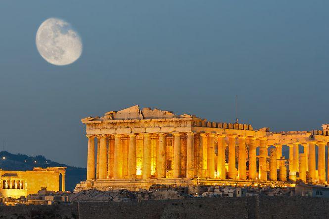 Appartement de luxe a Athenes
