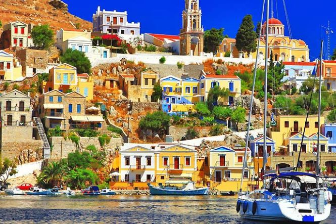 Location Yachts Luxe Dodecanese