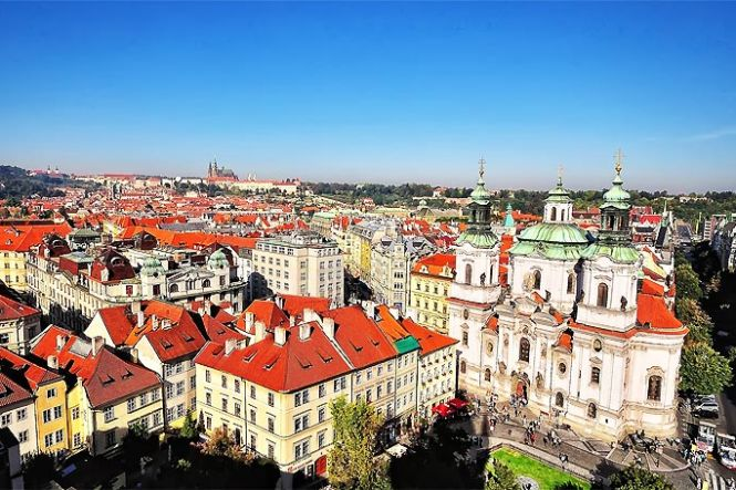 Appartamenti Lusso Praga