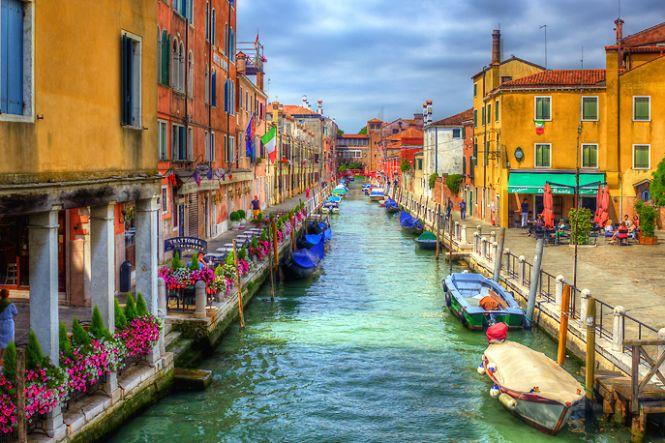 Luxus villen in Italien