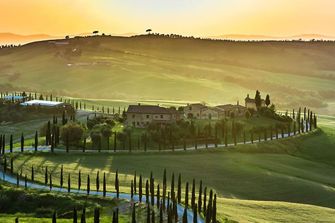 Location Villas Luxe Toscane