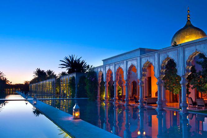 Luxus Villen Marrakesch