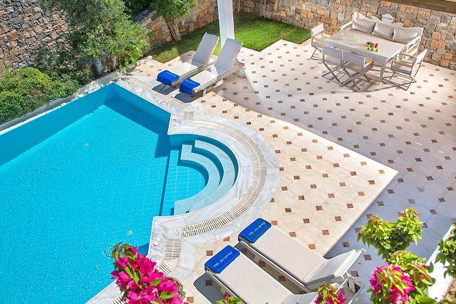 Crete Elounda Elounda Pool Villa