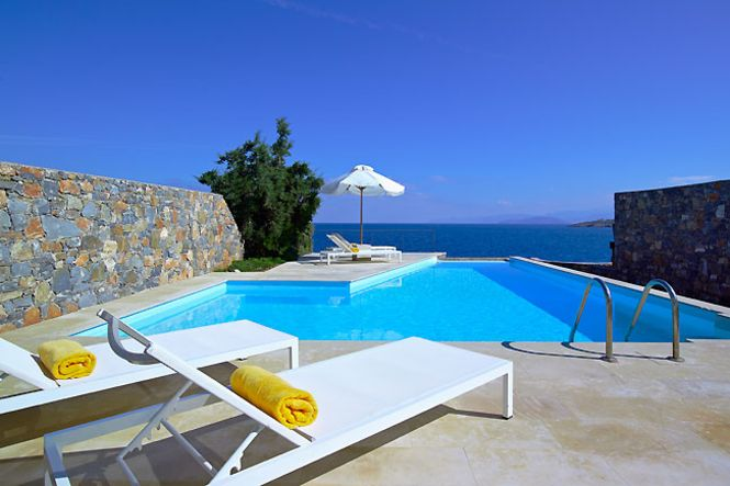 Crete Agios Nikolaos Pool Villa Agios Nikolaos