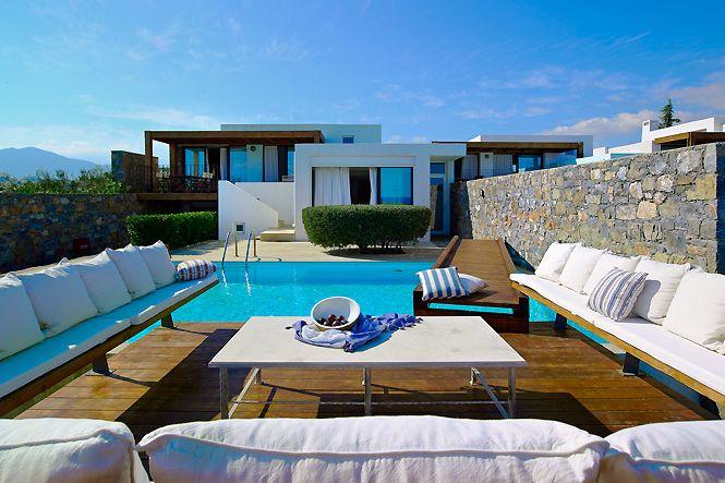 Crete Agios Nikolaos Seaside Villa Agios Nikolaos