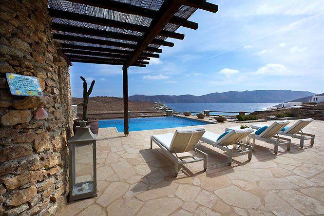 Grecia Mikonos Panormos Beach Home