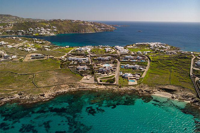 Grecia Mikonos Aleomandra Beach Villa
