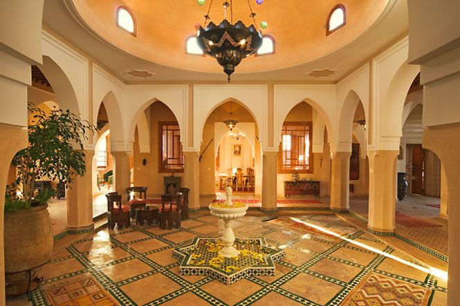 Maroc Marrakech Marrakech Atlas House