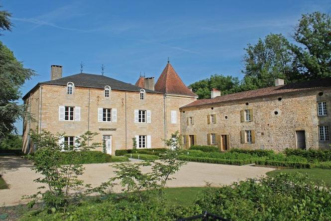 Francia Bordeaux Aquitaine Luxury Castle
