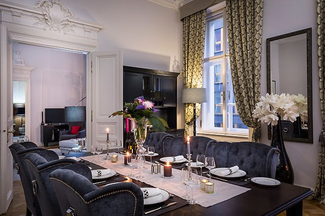 Austria Viena Vienna Luxury Apartment