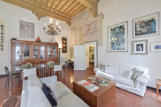 Italy Florence Florence Luxury Apartment