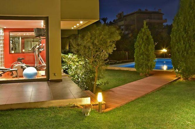 Griekenland Athene Alimos Pool Apartment
