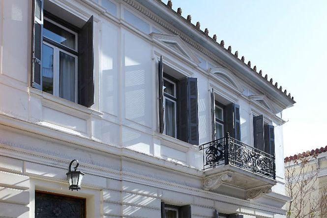 Griechenland Athen Designer Downtown Mansion