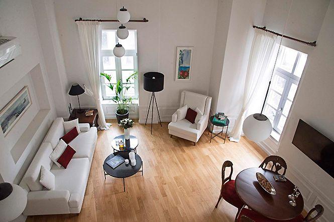 Griechenland Athen Acropolis View Apartment