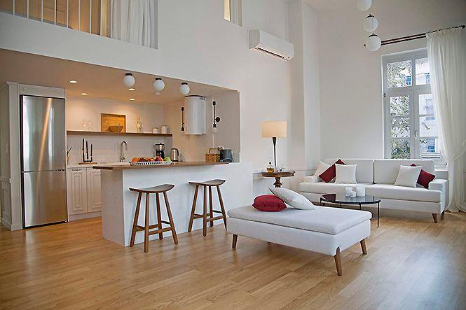 Griekenland Athene Monastiraki Luxury Apartment