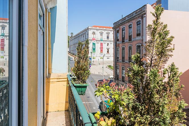 Portugal Lisboa Terrace Apartment Lisbon