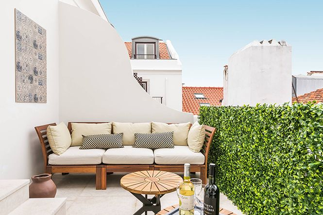 Baixa Terrace Apartment