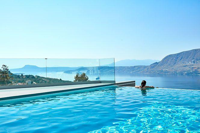 Crete La Canee Chania Modern Villa