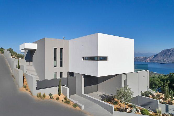 Crete Chania Chania Modern Villa