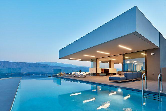 Creta La Canea Chania Modern Villa