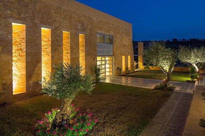 Crete Chania Loutraki Villa Greece