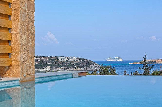 Creta La Canea Loutraki Villa Greece