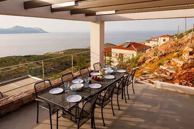 Crete La Canee Crete Luxury Villa