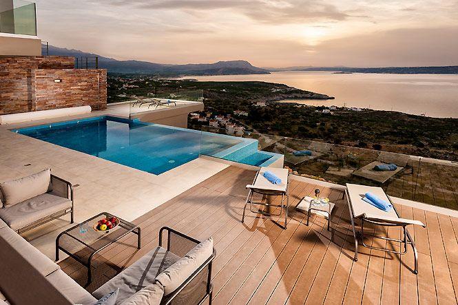 Creta La Canea Crete Luxury Villa