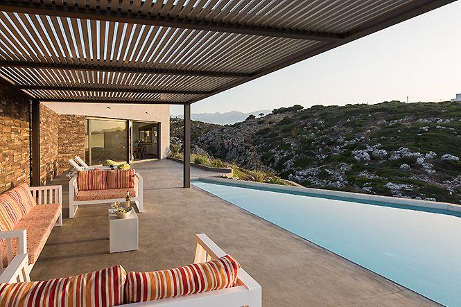 Crete La Canee Crete Seaside Villa