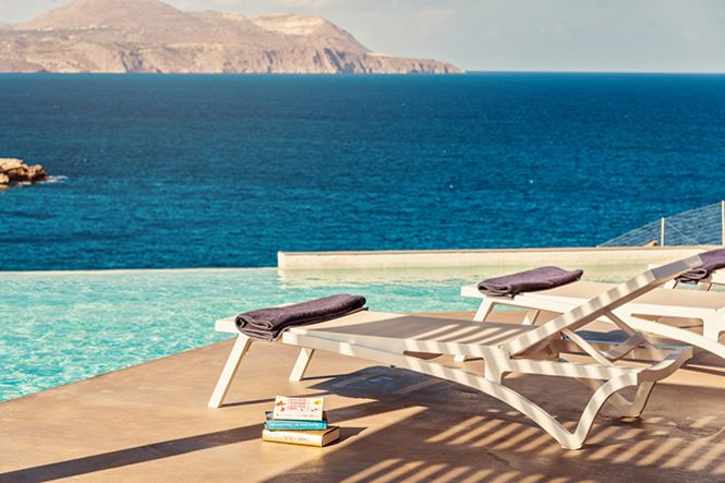 Creta La Canea Crete Seaside Villa
