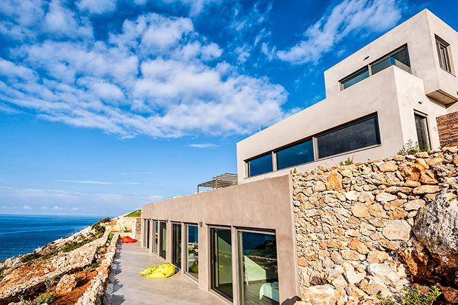 Crete Chania Crete Seaside Villa